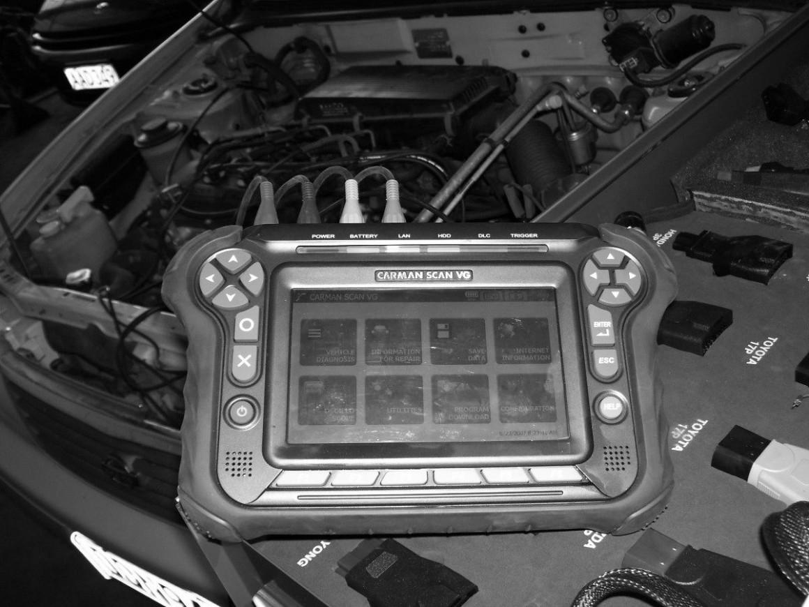 Компьютерная диагностика автомобиля в Минске